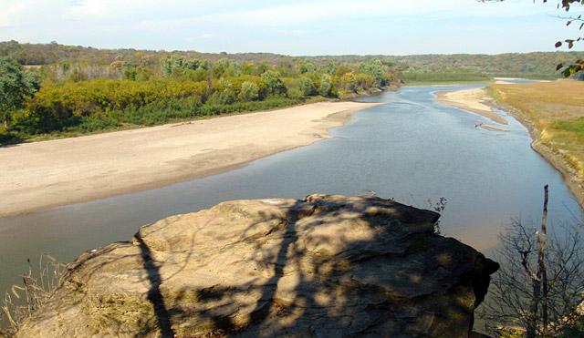 Ledges State Park Des Moines River