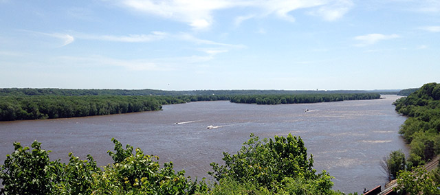 Mines of Spain Recreation Area and Preserve | Mississippi River