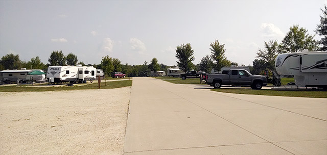Volga River State Recreation Area | Lakeview Campground