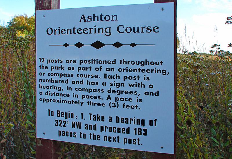 Ashton Wildwood Orienteering