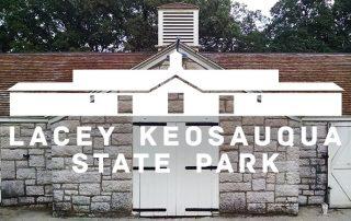 Lacey Keosauqua State Park