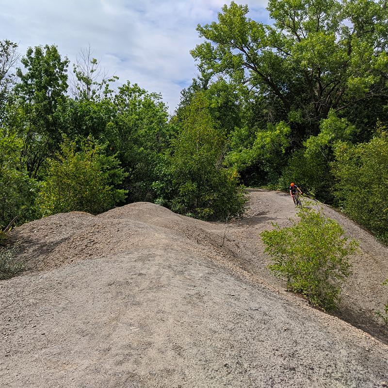 New Ed Beach Trail