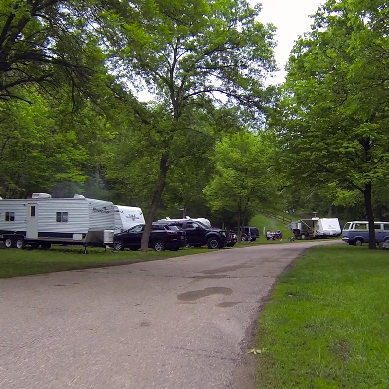 Stone State Park Campground